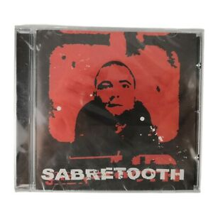 Sabretooth CD New & Sealed Music Disc
