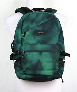 Oakley Backpack Green Alien Print Street