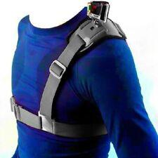Go pro Accessories Chest Harness Belt Adapter shoulder Strap Mount for Gopro