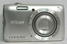 Nikon COOLPIX A300 20.1MP Digital Camera - Silver