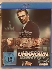 Unknown Identity (2011) Deutsch & Englisch, Blue-Ray, FSK 16