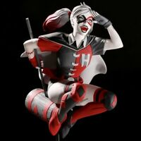 🚨🤡 HARLEY QUINN RED, WHITE & BLACK STATUE Guillem March Ltd 5000 Pre-Order❗️