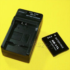 680mAh NB-11L Battery or Charger Choose from Canon PowerShot ELPH 110 150 340 HS