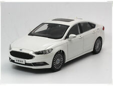 1:18 Scale FORD MONDEO 2017 Metal Diecast Model Car collection Decoration White