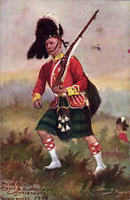 Military by Harry Payne Argyll & Sutherland Highlanders # 436 by Stewart & Woolf