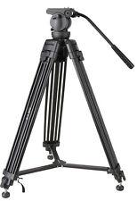 Cavalletto/Treppiede/Treppiedi Video Swiss+Pro Elite V-10 d.76cm h.155cm c.15kg