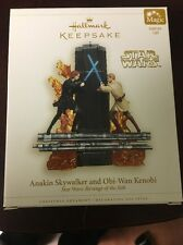 Hallmark KeepsakeStar Wars Revenge of the Sith: Anakin Skywalker and Obi-Wan Ke…