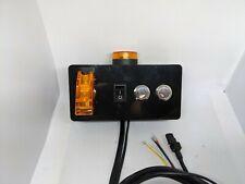 Customizable 4x switch Apex Neptune breakout box with 24Vdc alarm.