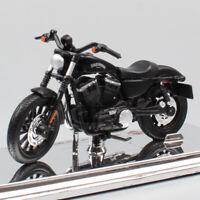 1:18 maisto 2014 Harley Sportster Iron 883 Diecast motorcycle bike Toy model kid