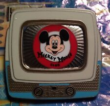 WDW GenEARation D Pin Disney TV  MICKEY MOUSE CLUB LE300 Generation