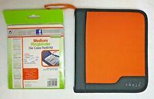 Tonic Studios Medium Ringbinder Die Case REFILS Kit (New 345e)+ CASE (344e used)
