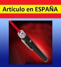 Puntero Laser ROJO red laser pointer 532nm<1mW