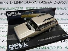 OPE112 voiture 1/43 IXO OPEL collection : CHEVROLET Diplomata Caravan break