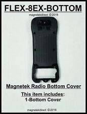 FLEX-8EX-BOTTOM back Enclosure cover for Magnetek flex Gen1 Transmitter