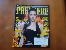 Angelina Jolie, Johnny Depp, Jude Law, Queen Latifah -Premiere Magazine 2004