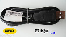 New Genuine ZTE High Quality Micro USB Cable 1.2m Fast, Safe, Durable