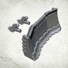 Legionary Assault Tank Dozer Blade: C blade Kromlech Resin KRVB061
