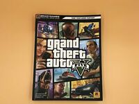 Grand Theft Auto 5 Signature Series Guide by Brady Games Strategy Book GTA V