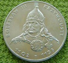 1982 Polen Poland 50 zlote zloty zlotych 1982  Boleslaw III Krzywousty -  nice