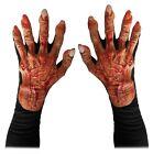 Bloody Killer Zombie Monster Hands Adult Halloween Costume Gloves