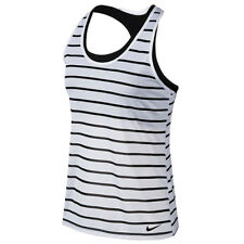 Nike Women's Dry Tank Loose Support Sports Bra Top [831257 101] Size Small