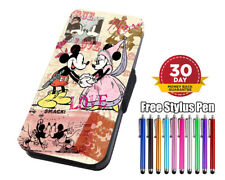 Disney True Love Flip Phone Case Cover for iPhone Samsung and Huawei
