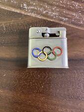 1936 olympics 1000 Lunder Lighter Berlin Jesse Owens Year Rare