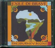 Exile Di Brave - The Journey Begins (Neu & OVP/New & sealed) 2015