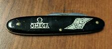 OMEGA Watchmaker Pocket Knife  Swiss Victoria