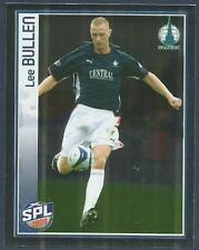 PANINI 2009-S.P.L.COLLECTION-#140-FALKIRK-LEE BULLEN IN ACTION-SILVER FOIL