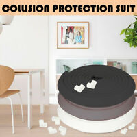 Proofing Edge Corner Guards Rubber Foam Angle Baby Protector Bumper Cushion /