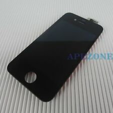 Black LCD Display Touch Screen Digitizer Assembly for iphone 4
