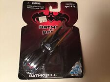 BATMAN & ROBIN DIE CAST BATMOBILE 1996 KENNER UNOPENED