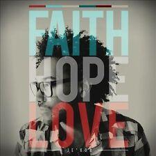 Faith Hope Love, New Music