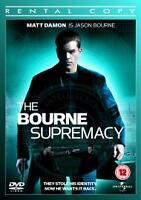 The Bourne Supremacy [DVD], Good, DVD, FREE & FAST Delivery