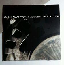 TVT RECORDS AMBULANCE KICKS JUST JACK BLUE EPIC STANDARD SAMPLER 4 SONGS CD