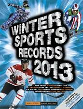 Winter Sports Records-ExLibrary