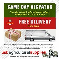 ARIENS, BRIGGS, CASTLEGARDEN, CUB CADET, HONDA BEARINGS PAIR NEXT DAY DELIVERY