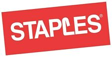 STAPLES $10 OFF $20 instore only coupon exp 2/27/21 super fast delivery