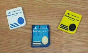 Nyko (PS-80516) 8MB Memory Card For Sony PlayStation 2 - Choose Color *READ*