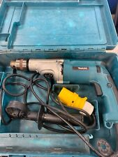 "1 x MAKITA DRILL HP2070 2 Vitesse 20 mm 3/4"" 110 V Vitesse Variable"