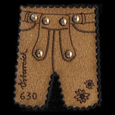 Austria 2015 - Lederhosen Very Rare Leather Clothing - Sc 2580 MNH