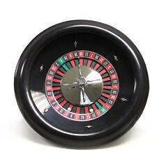 "18"" Premium Casino-Style Bakelite Roulette Wheel w/ 2 Plastic Roulette Balls"