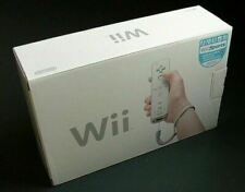 Brand New and Sealed Nintendo Wii  White Console (RVKSWAAG)