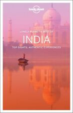 New Lonely Planet Best of India By Lonely Planet
