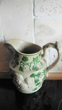 More details for antique stoneware jug -the miser and the spendthrift.
