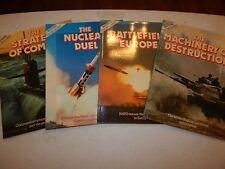 WAR TODAY EAST VERSUS WEST BATTLEFIELD EUROPE MACHINERY DESTRUCTION NUCLEAR DUEL