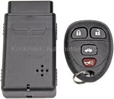 Chevy Malibu Key Fob 4 Button Pontiac G6 Grand Prix Cobalt 22733523 Dorman 13735