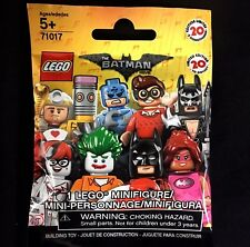 One LEGO 71017 Minifigures Limited Edition Factory-Sealed Blind Bag