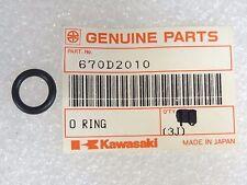 Kawasaki NOS NEW  670D2010 O Ring AN BN EJ EL EN EX KL KX KZ KAF KLX 1977-2014